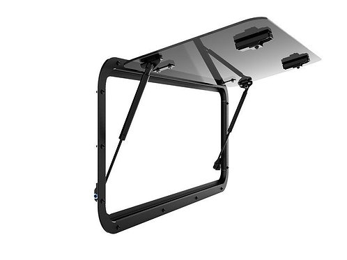 LAND ROVER DEFENDER (1983-2016) GULLWING WINDOW / GLASS - BY FRONT RUN - GWLD006