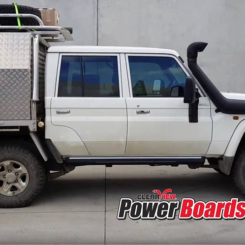 POWER BOARDS TOYOTA LAND CRUISER 79 DOUBLE