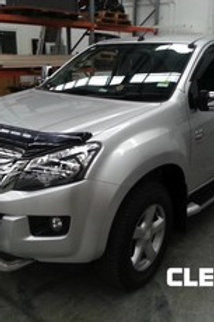 Clearview Towing Mirror Isuzu D-max 2012+