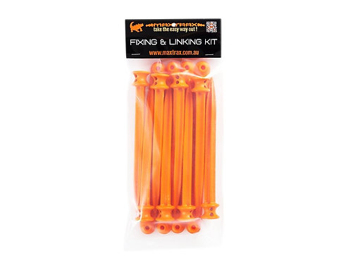 MAXTRAX FIXING & LINKING KIT - BY MAXTRAX