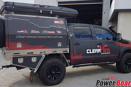 POWER BOARDS TOYOTA HILUX 2015+