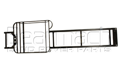 DEFENDER 90/110 LADDER WITH LAMP GUARD - STC50417