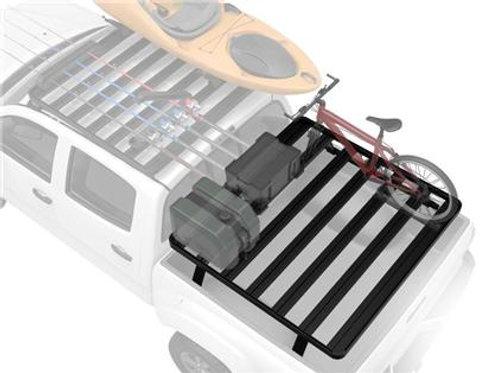 PICK-UP TRUCK SLIMLINE II LOAD BED RACK KIT FRONT RUNNER - KRLB002T