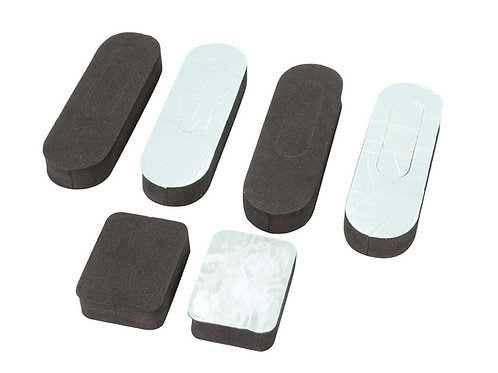 VERTICAL SURFBOARD CARRIER SPARE PAD SET - BY FRONT RUNNER - RRAC925