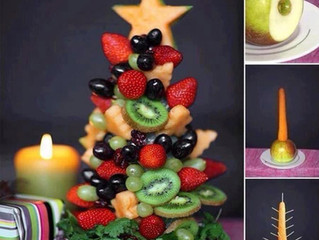Healthy & Fun Holiday Treats in Under 10 Minutes