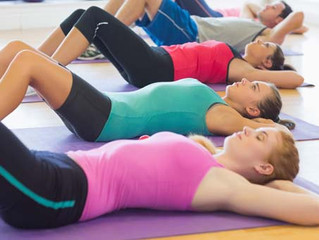 Stressed? Try Activating Your Core