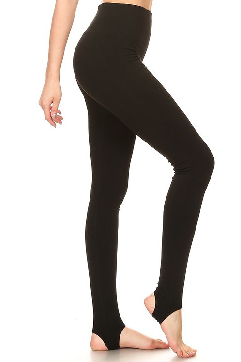 Jane High Waist Stirrup Legging