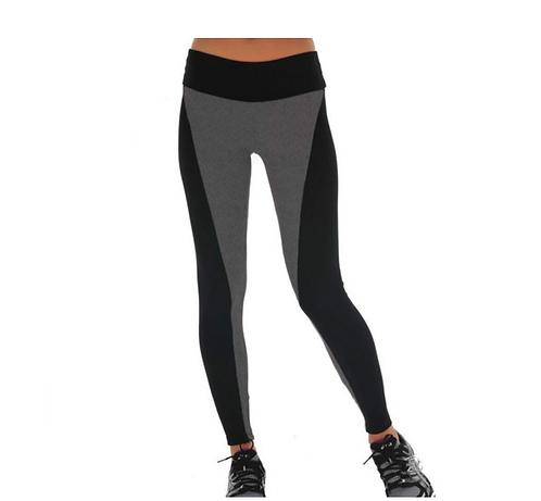 2-Tone Slimming Workout Leggings