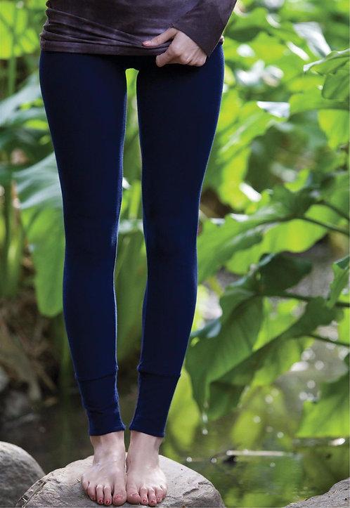 Poppy Cuffed Organic Legging