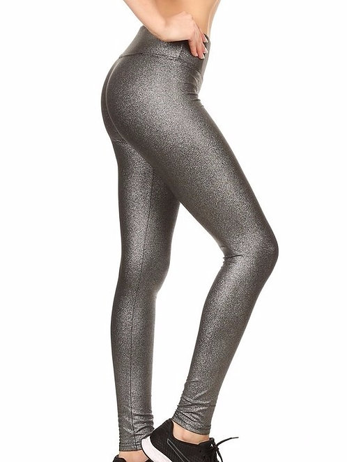 Liz Disco Glitter Leggings