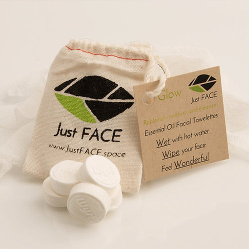 Glow Facial Towelettes