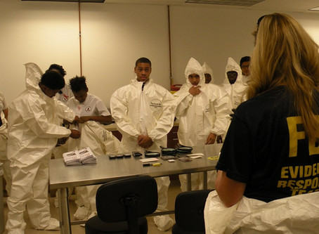 FBI Youth Academy for High School 11th and 12th Graders~ RVA STEM Programs