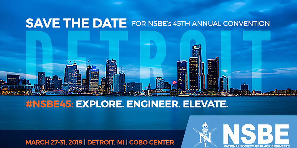 NSBE National Convention in Detroit, MI