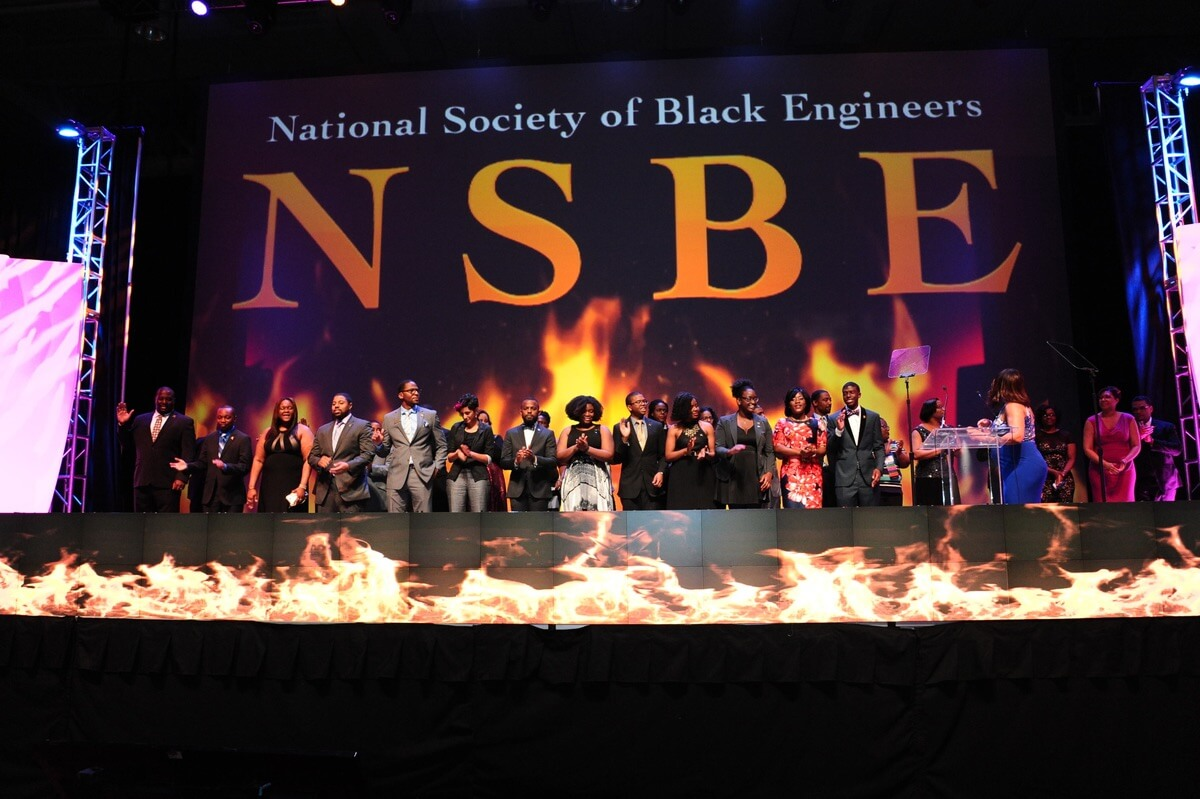 National Society of Black Engineers Jr Chapter in Richmond VA
