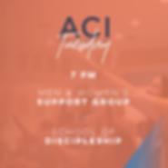 ACI Tuesday