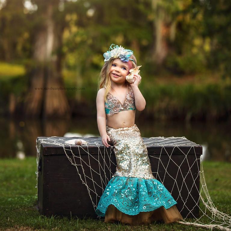 Freshwater Mermaids and Pirates