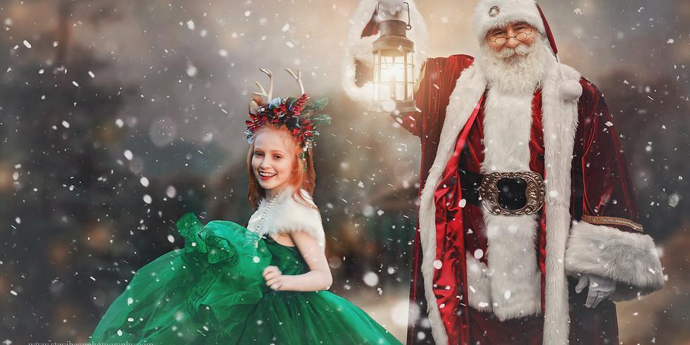 Winter Princess Sessions *no live santa
