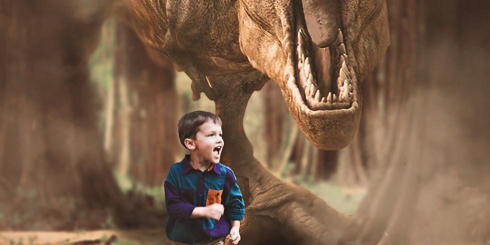 Pop Up Dino Minis!