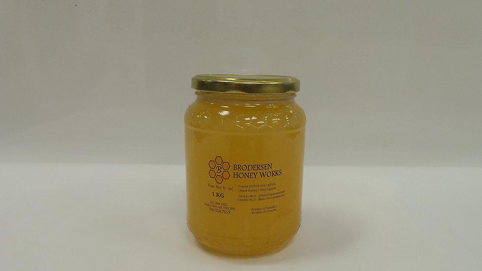 Liquid Honey / Miel Liquide (1 Kg.)