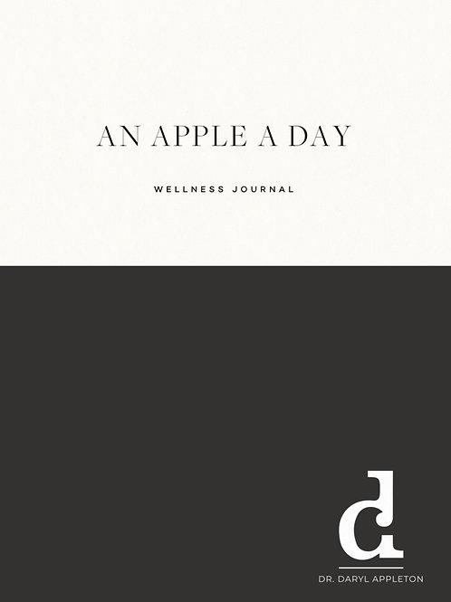 An Apple A Day Wellness Journal