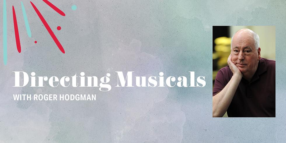 Directing Musicals