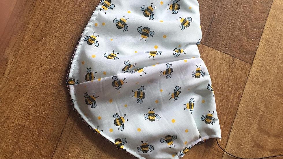 Bee wise Mask by Jill
