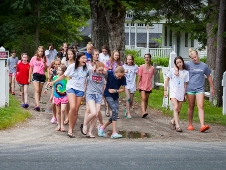 Why registering now helps us run camp