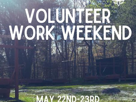 FDL Work Weekend - May 21-23, 2021