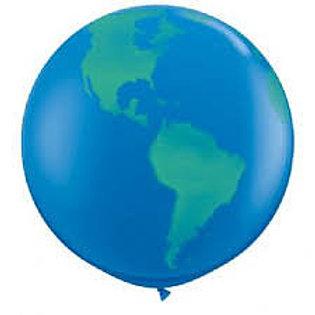 """36"""" World Balloon"""