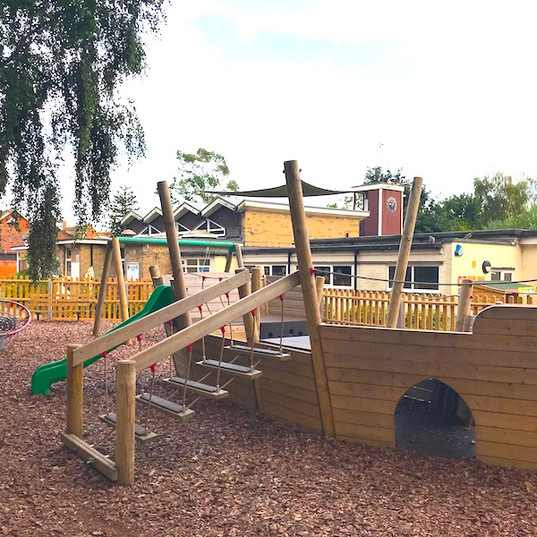 Stutton School playground