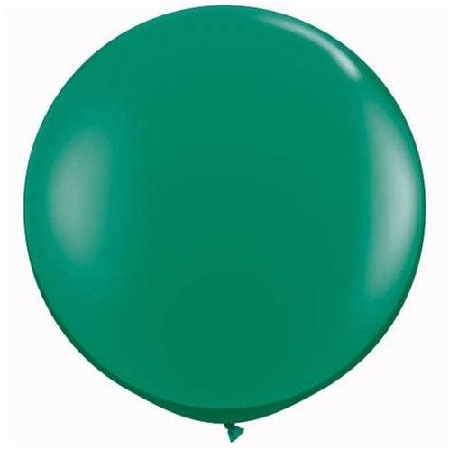 "36"" Emerald Balloon"