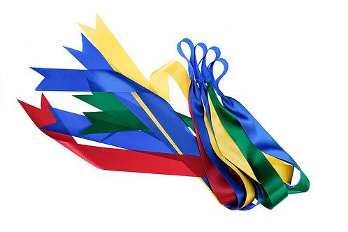 Ribbon Wavers - double ribbon
