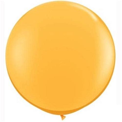 "36"" Sunshine Yellow Balloon"