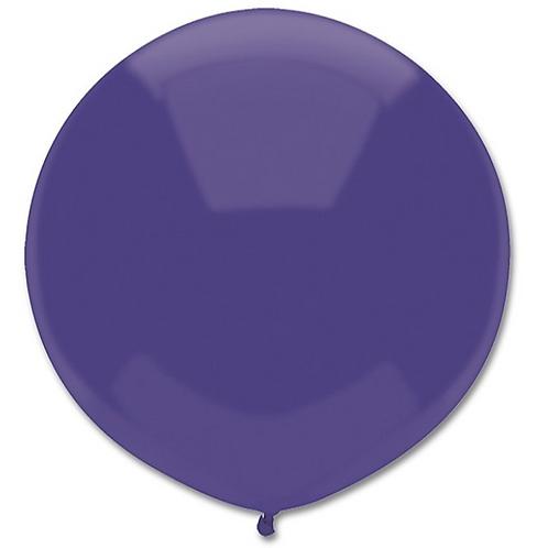 """36"""" Purple Balloon"""