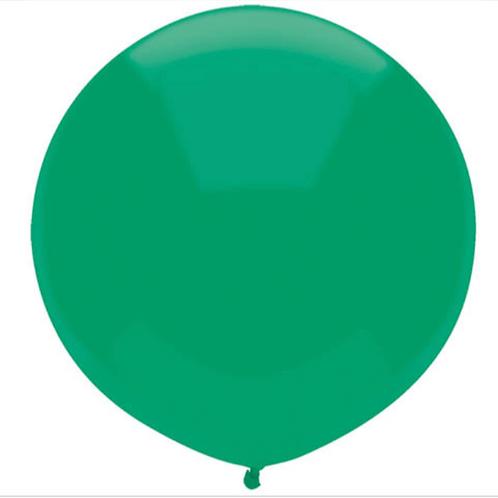"36"" Green Balloon"