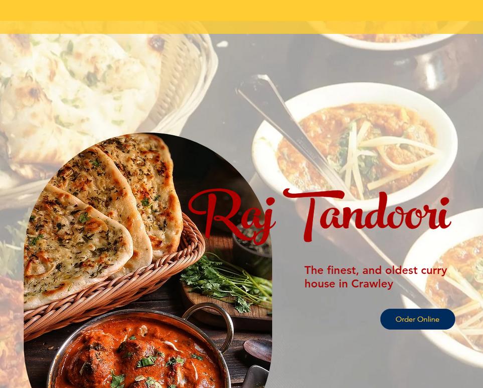 The Raj Tandoori