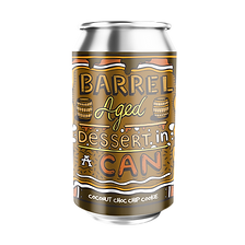 Barrel Aged Dessert in a Can - Coconut Choc Chip Cokkie