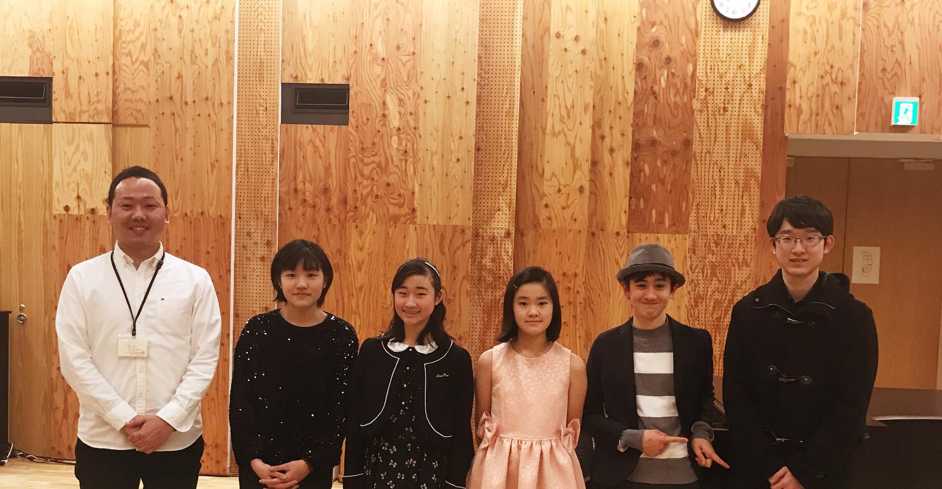 桐朋子供のための音楽教室 作曲クラス