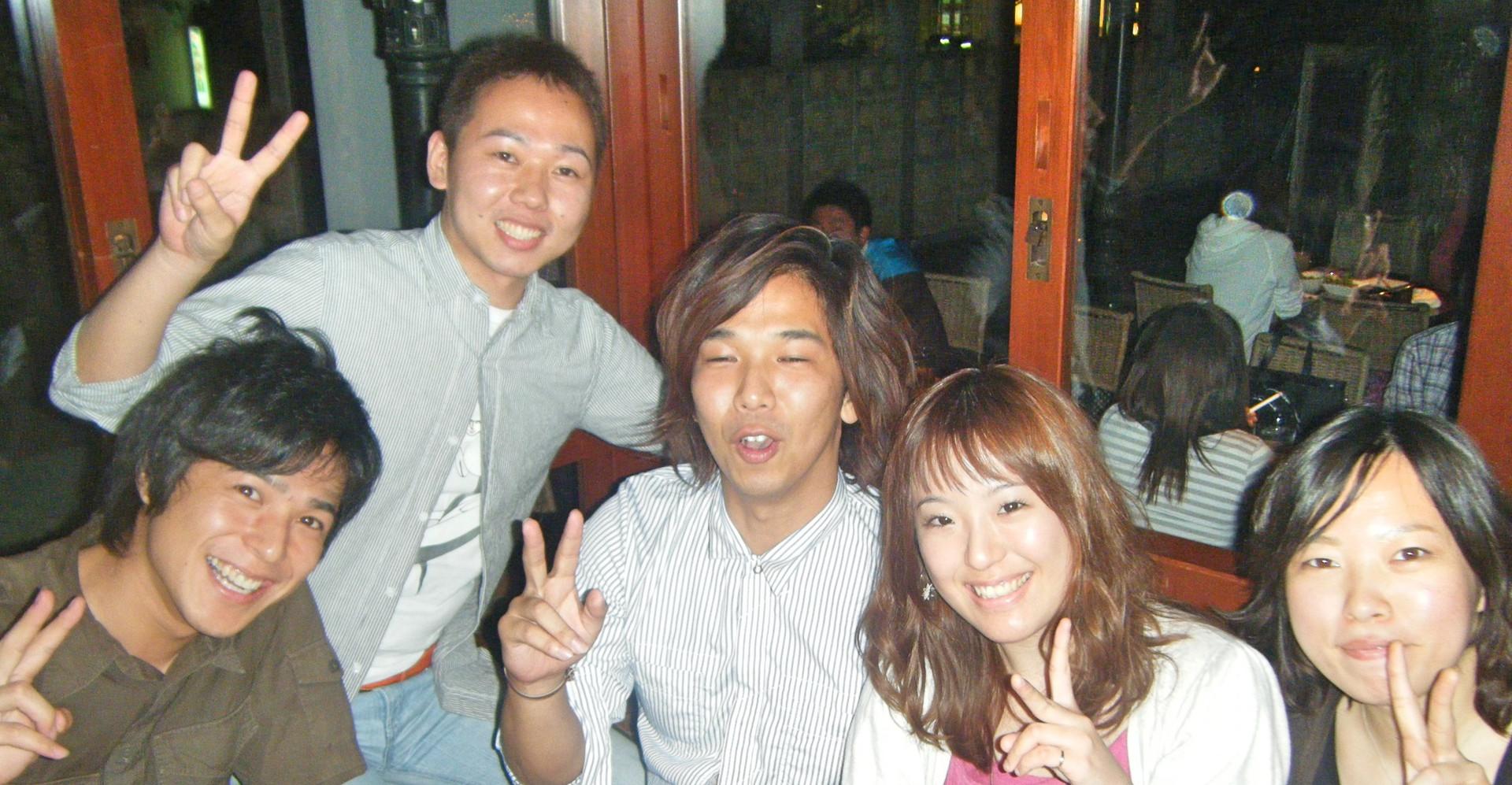 桐朋祭作曲オーケストラ企画打ち上げ。