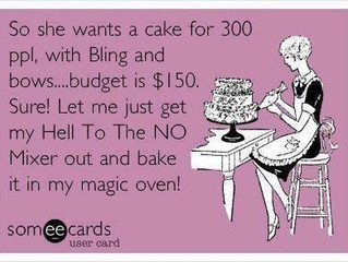 Your Cake is HOW MUCH!?  Home Baker's Guide