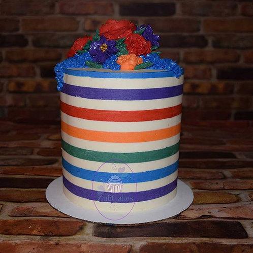 """6"""" Buttercream Cake"""