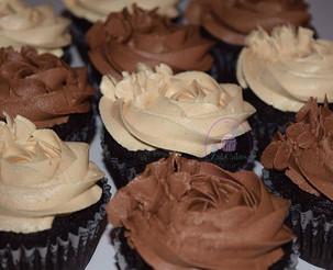 Keto chocolate strawberry cupcakes?  Ket
