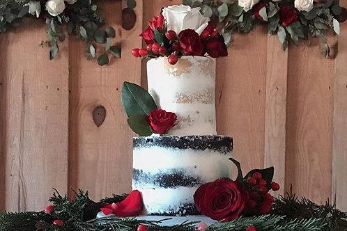 2 Tier Cake - Mini
