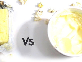 Butter?  Margarine?