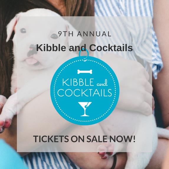Kibble and Cocktails Social