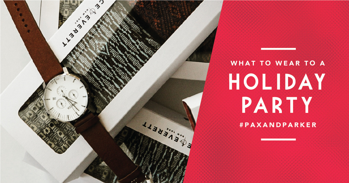 Pax & Parker Holiday Campaign