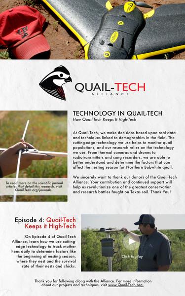 Quail-Tech E-Blast