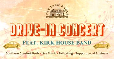 The Farmhouse Facebook Event Banner