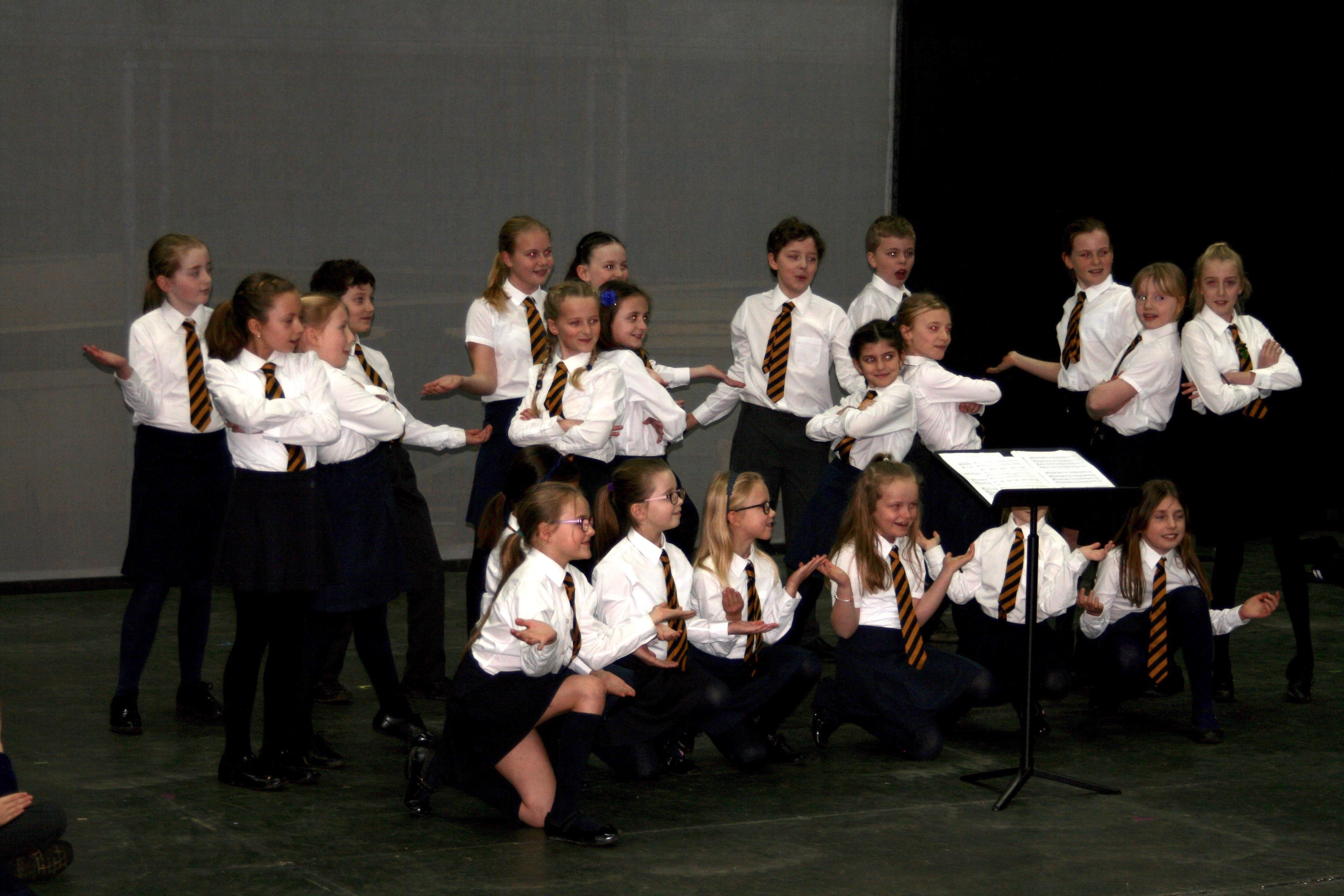 Amherst Choir