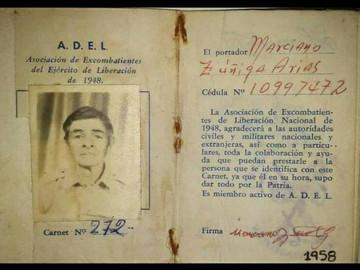 En Honor de Don Marciano Zúñiga Arias - 1948 La Guerra Civil de Costa Rica